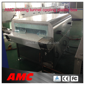 2016 Leading Manufacturers welding electrode prodaction line Full Automatic Cooling Tunnel Machine