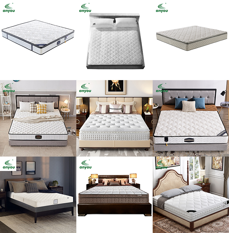 The Cheapest Higher Density Hilton Foam Mattress