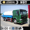Sinotruk Howo 6*4 water tank truck widely used,water tanker transportation truck