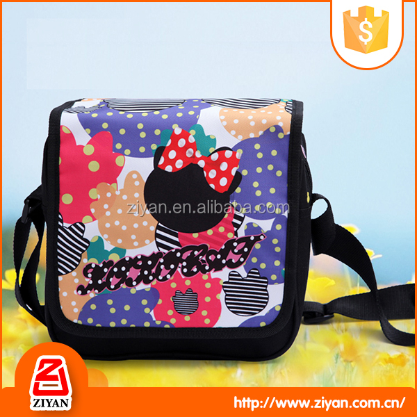 China supplier fashion small kids shoulder bags