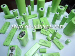 F type battery nickel metal hydride batteries ni-mh battery F size nimh batttery cell F 1.2V 13000mAh for power tools
