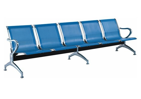 5-seater Airport public waiting chairs/medical office waiting room chairs YA-23