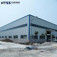 ISO9001 SGS Two storey prefabricated builder warehouse