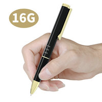 V6 Hidden Law Enforcement Audio Sound Recording Anti Write Recorder Pen Drive Spy Voice Recorder