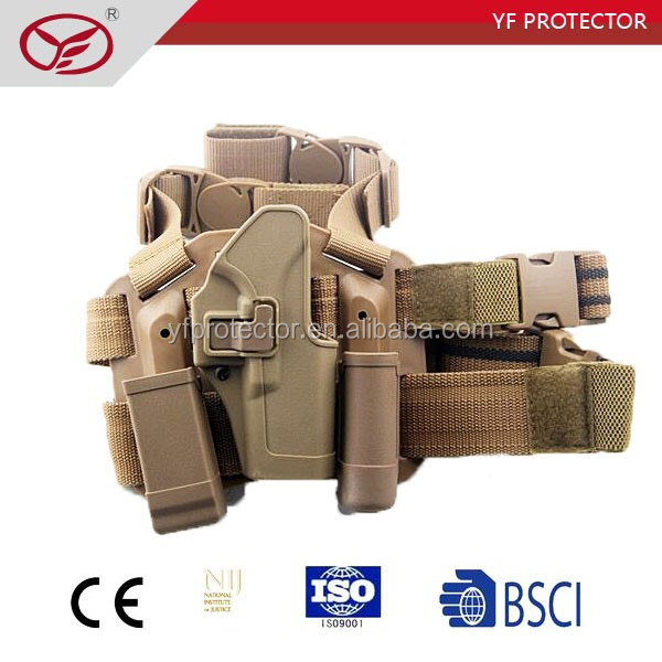 wholesale high quality Drop Adjustable Tactical Right/left Leg Holster