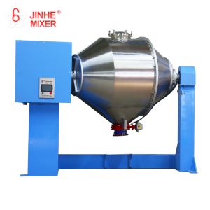 High mixture uniformity continuous mixer dependable fordath variable speed lab powder mixer price