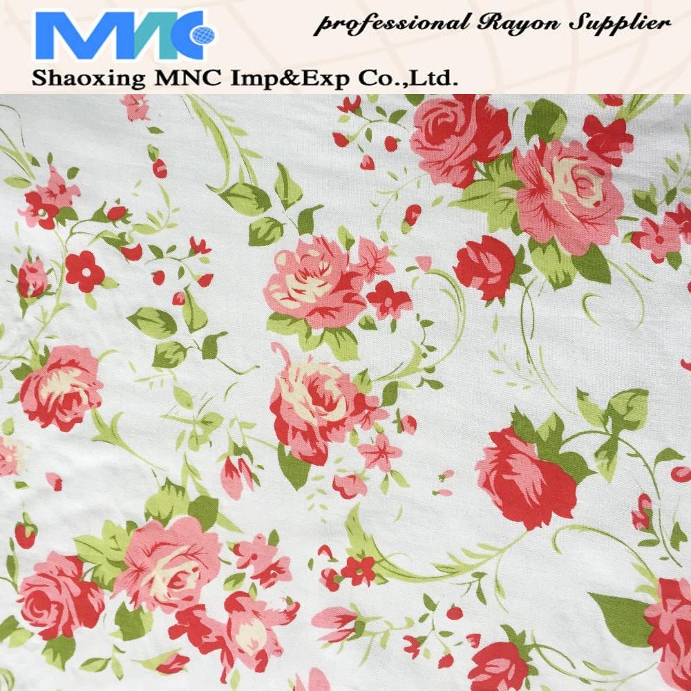 Me16263 Factory Rayon Lap Print,Textile Pigment Printing
