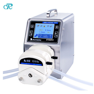essential oil filling equipment/e-cigarettes liquid filler machine filling peristaltic pump