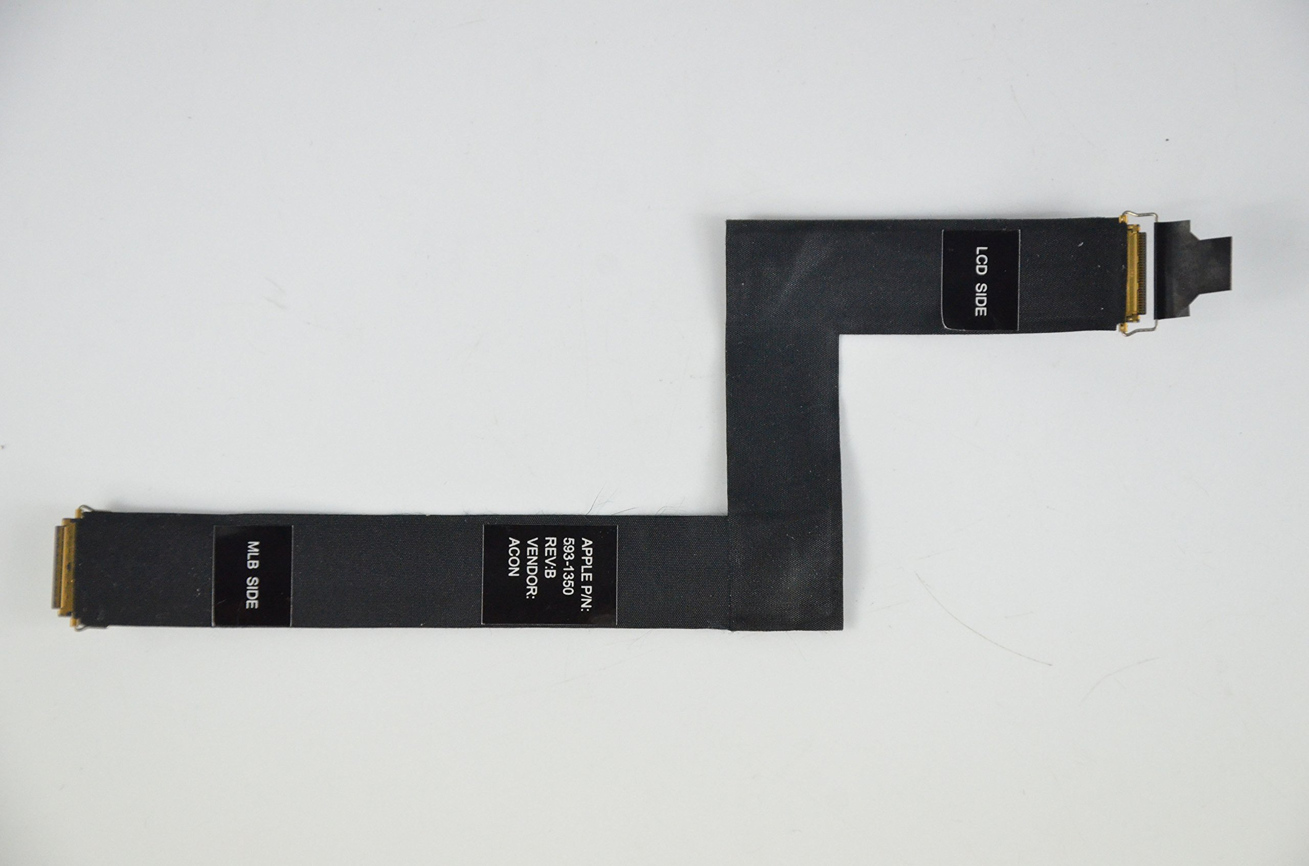 """Eathtek New LCD LED LVDS Display Cable 593-1350 593-1350-B For Apple iMac 21.5"""" A1311 922-9811 2011"""