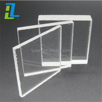 wholesale heat resistant 3mm clear acrylic sheet basketball backboard