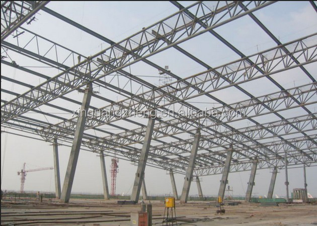 Warehouse roof hot sale pvc tejas heat resistant plastic for Order roof trusses online