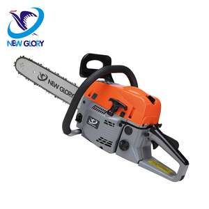 Garden Tools Gas Power Manual Chainsaw 52CC With CE