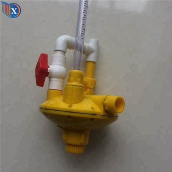 Poultry Watering Drinking System Lubing Optima Water Pressure Regulator For  Chicken Broilers Breeding - Buy Lubing Water Pressure Regulator,Poultry