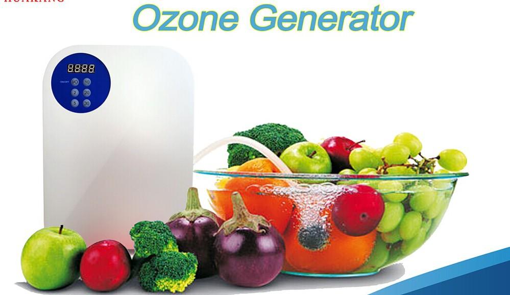 Hk A1 Fashion Mini Small Ozone Generator Manufacturers