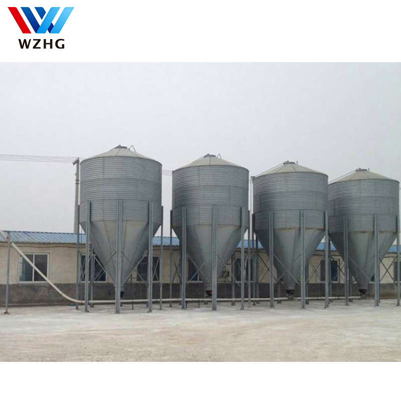 China Factory Directly Sale Silo Feeding System For <strong>Grain</strong> Price