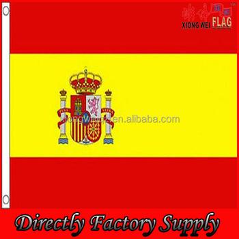 Spanyol Bendera Negara Bendera Dari Spanyol Xft Besar Untuk Dijual