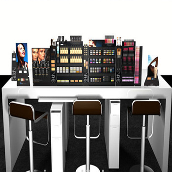 Hot Selling New Makeup Table Professional For Makeup Shop Furniture