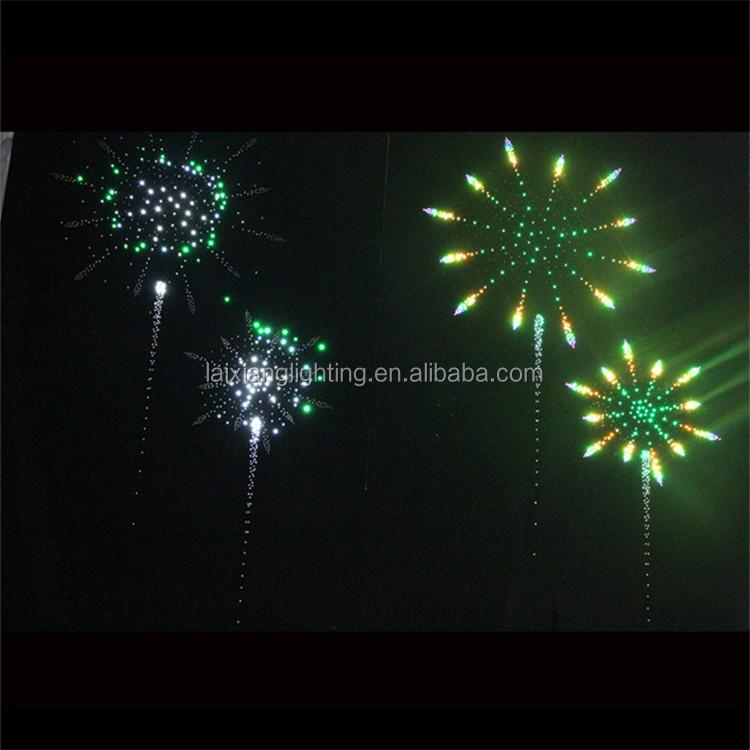 Fiber Optic Smart Led Firework Lights Led Shooting Star,Led ...