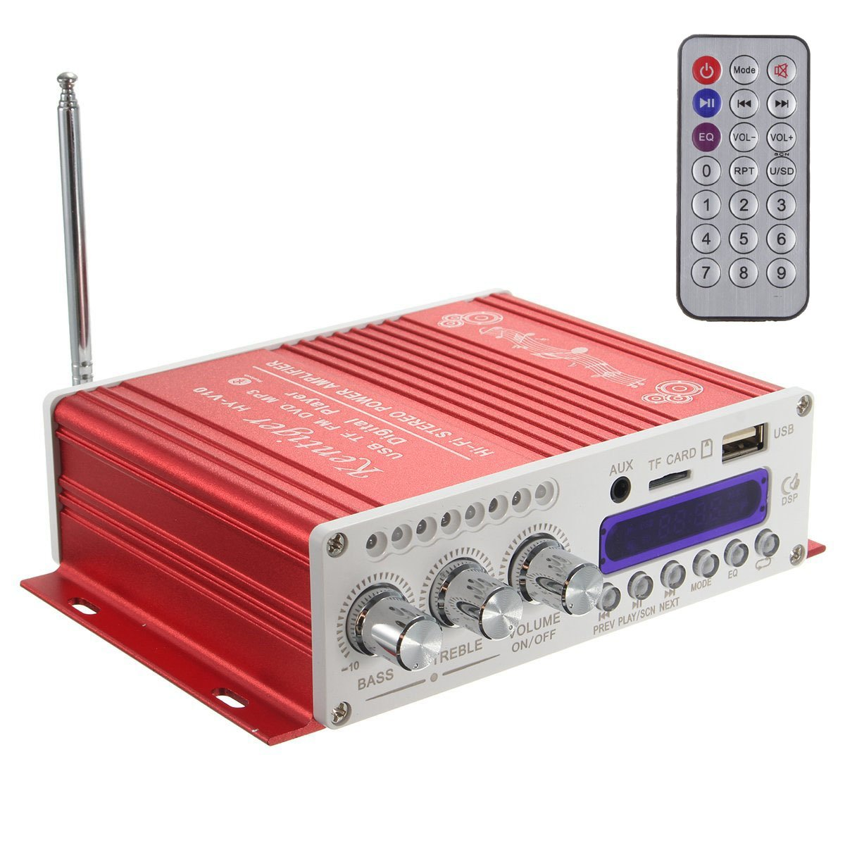 Cheap Fm Amplifier Car Find Deals On Line At Stereo Audio Amplifiers Get Quotations Wingoneer Mini Bluetooth Hi Fi Amp Bass Booster Mp4 12v Support