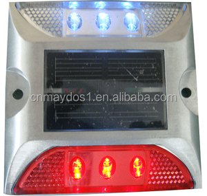 Highway Road Reflector /Solar LED Road Stud /Light Reflection Road Safety Road Stud Adhesive