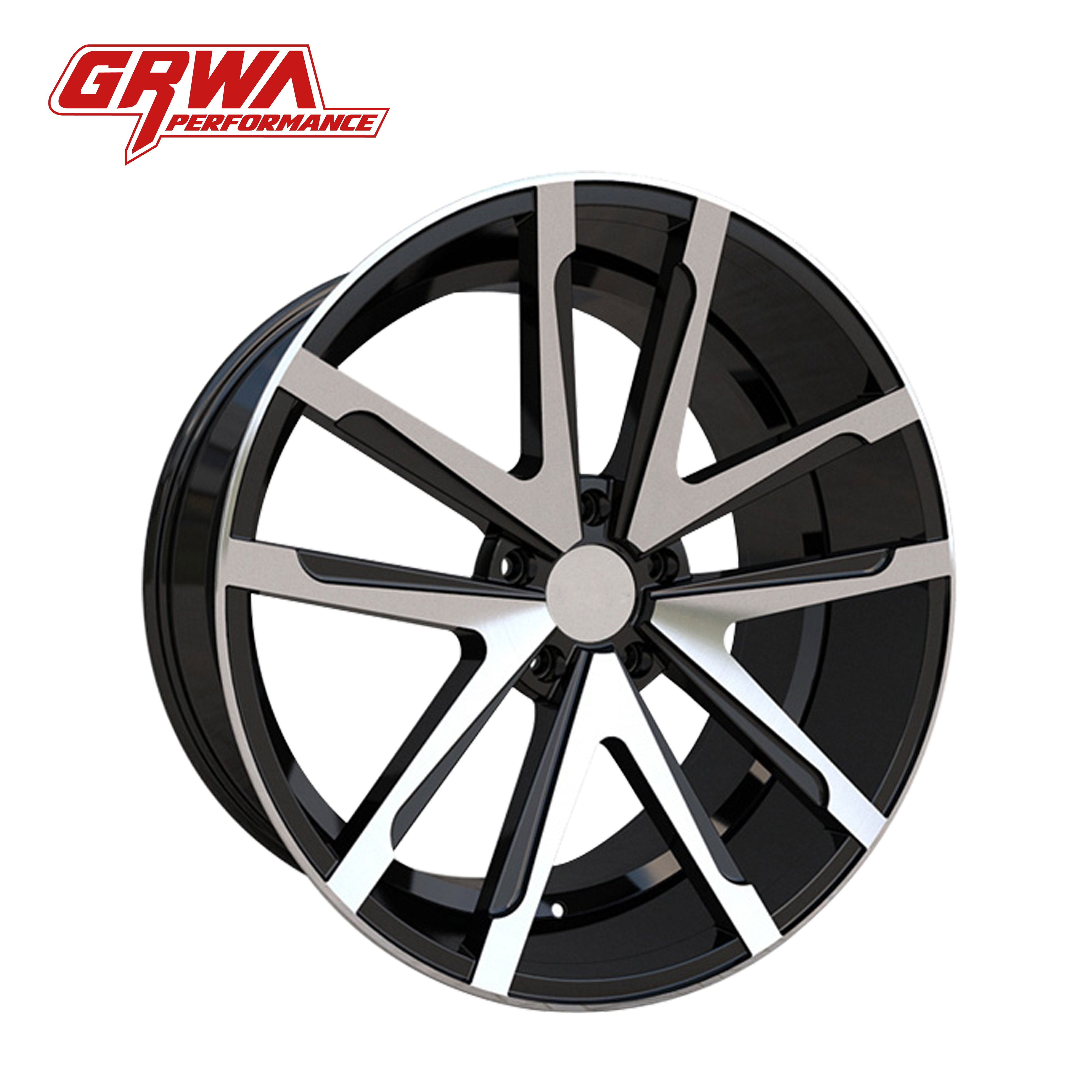 2018 GRWA high quality and cheap price Alloy Wheels  Forged Aluminum Wheels