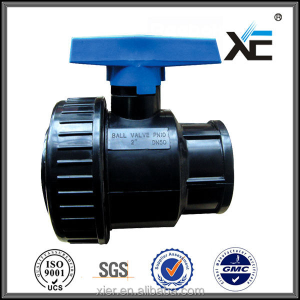 Ball valve types lubricate pvc single union ball valve with high reputation all over the world