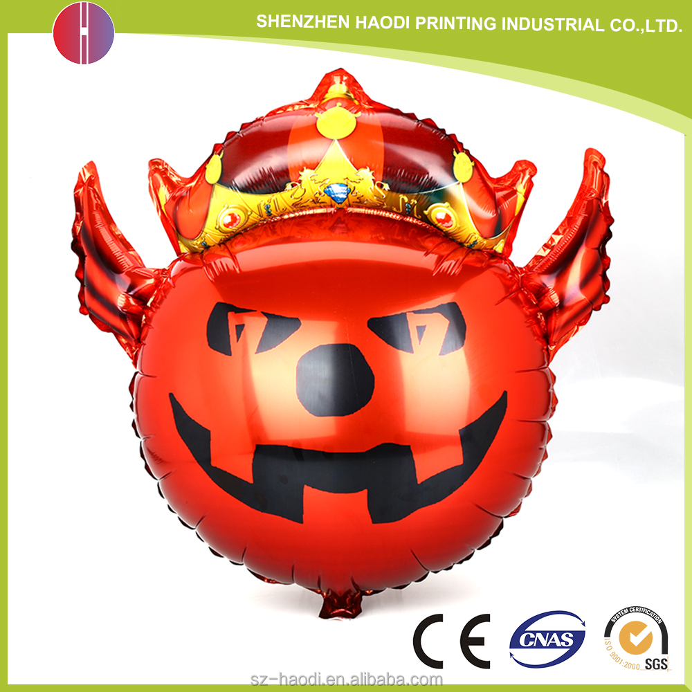 Modelling can be customized top cartoon foil helium balloon