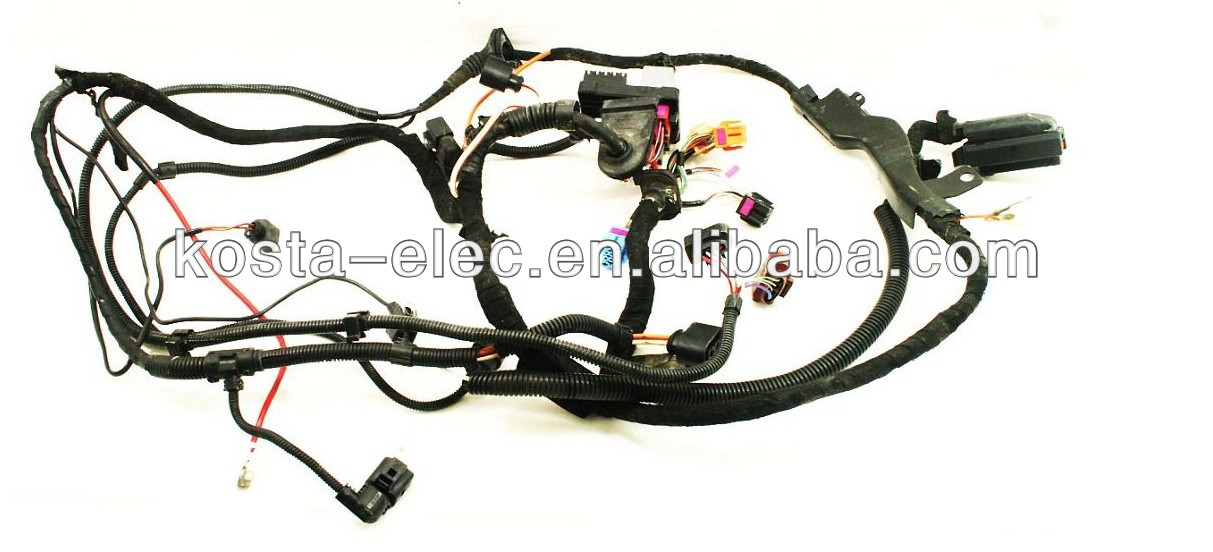 Engine Bay ECU Wiring Harness 2 0 engine bay ecu wiring harness 2 0 azg 2001 vw jetta mk4 genuine subaru ecu and wiring harness at honlapkeszites.co