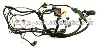 Engine Bay ECU Wiring Harness 2 0_350x350 engine bay ecu wiring harness 2 0 azg 2001 vw jetta mk4 genuine ecu wiring harness for 1999 mazda 626 at eliteediting.co