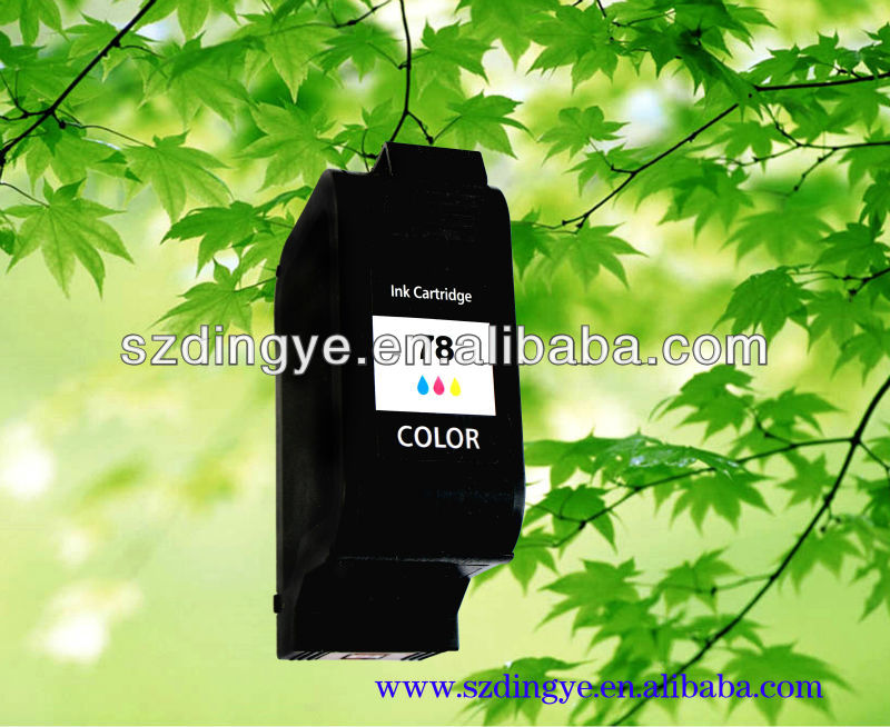 100% remanufactured original for hp 6578d ink cartridge for hp 78