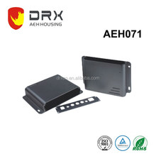 OEM 6063 Anodized ac to dc inverter aluminum enclosure