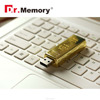 Dr.memory 2016 Fashion bullion gold bar pendrive 64GB 32GB 16GB 8GB 4GB USB Flash Drive Pen Drive Flash Memory Stick Drives