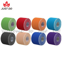 Free Sample Custom Waterproof Athletic Sports Rigid Strapping Tape
