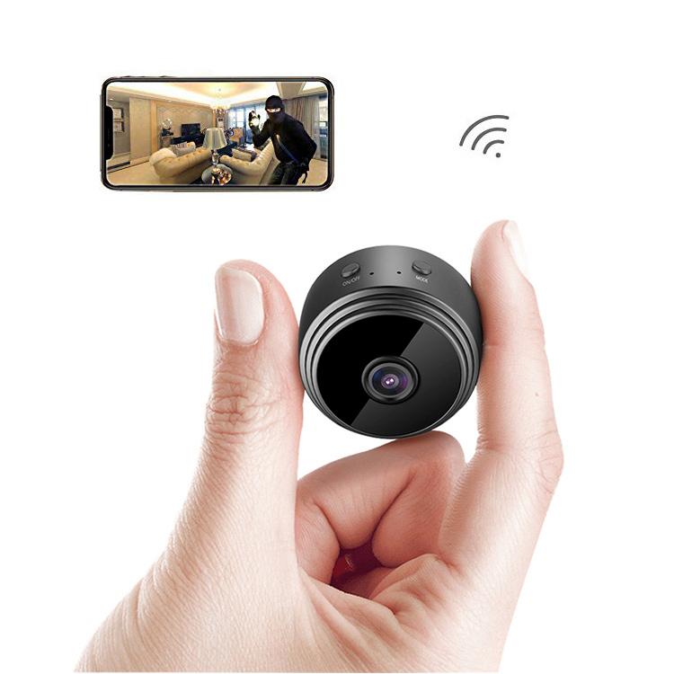 Amazon Best Selling Secret Home Security Nanny Cam Wireless 1080P HD Hidden Spy Mini Camera WiFi
