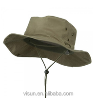 Wide Brim Sun Boonie Hat Summer Bucket Caps UV Protection Camping Fishing Safari Hiking hat