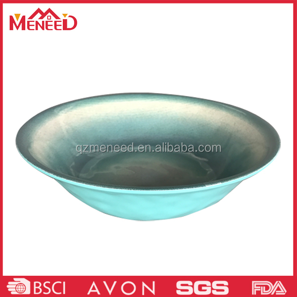 Factory directly price food safety 100% melamine serving bowl