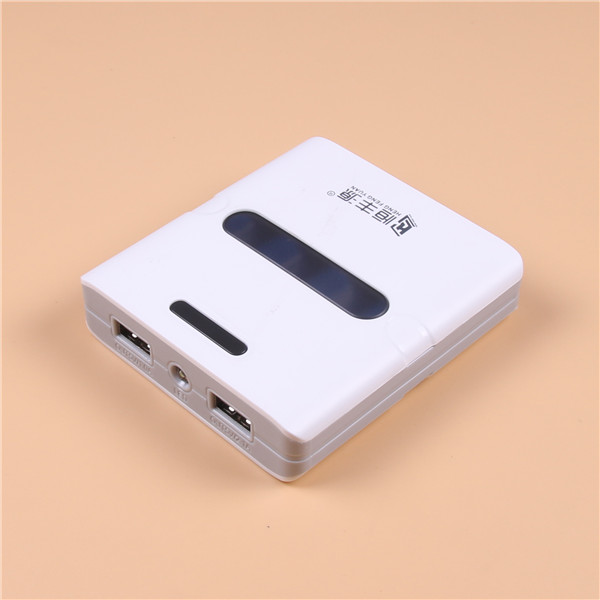 New Design Electronic Gift logo customized 12000mah 18650 Battery Power Bank for iPhone