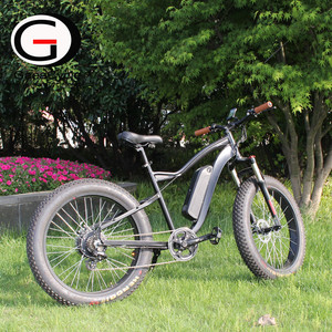 GaeaCycle 48v 500w electric bike downhill e-bicycle 1000w electric bicycle chopper