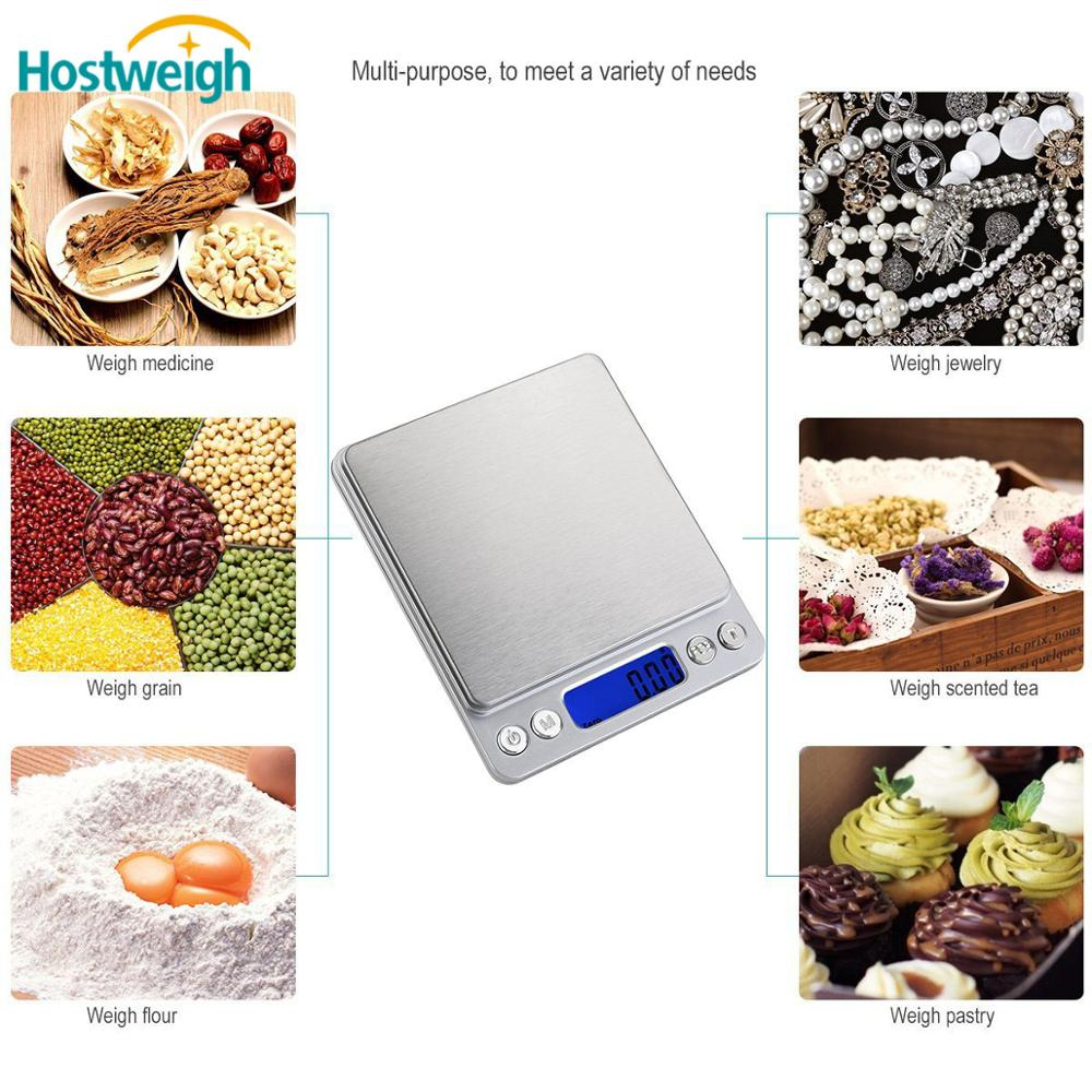 500g x 0.01g mh series pocket scale for gold