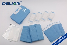 Delian Oral Surgical Implantology Kit Dental Implant Kit Disposable
