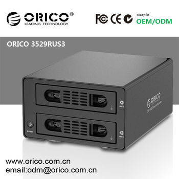 ORICO 3529RUS3 hard disk enclosure case