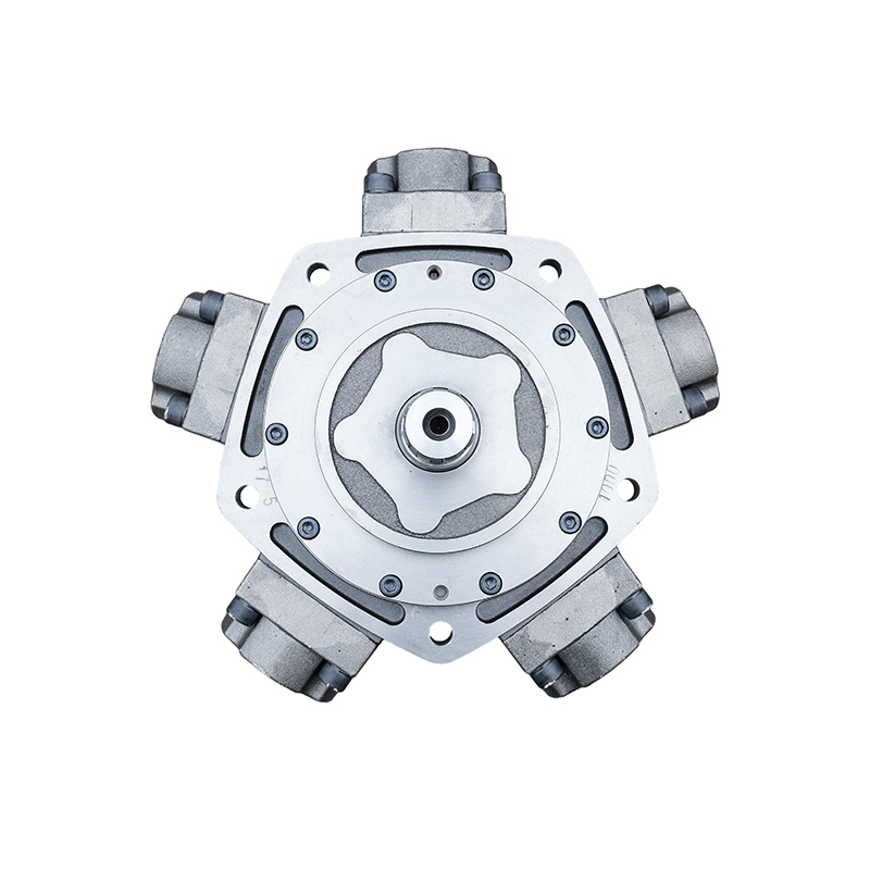 China Tosion Calzoni Italy Intermot Nhm JMDG Five Star Low Speed High Torque Hidrolik Radial Piston Hydraulic Oil Motor