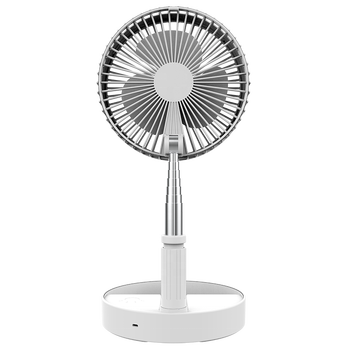 Hot Sale Foldable Free Standing Portable 3 Gear Adjustable Speed Electric Cooling Fan