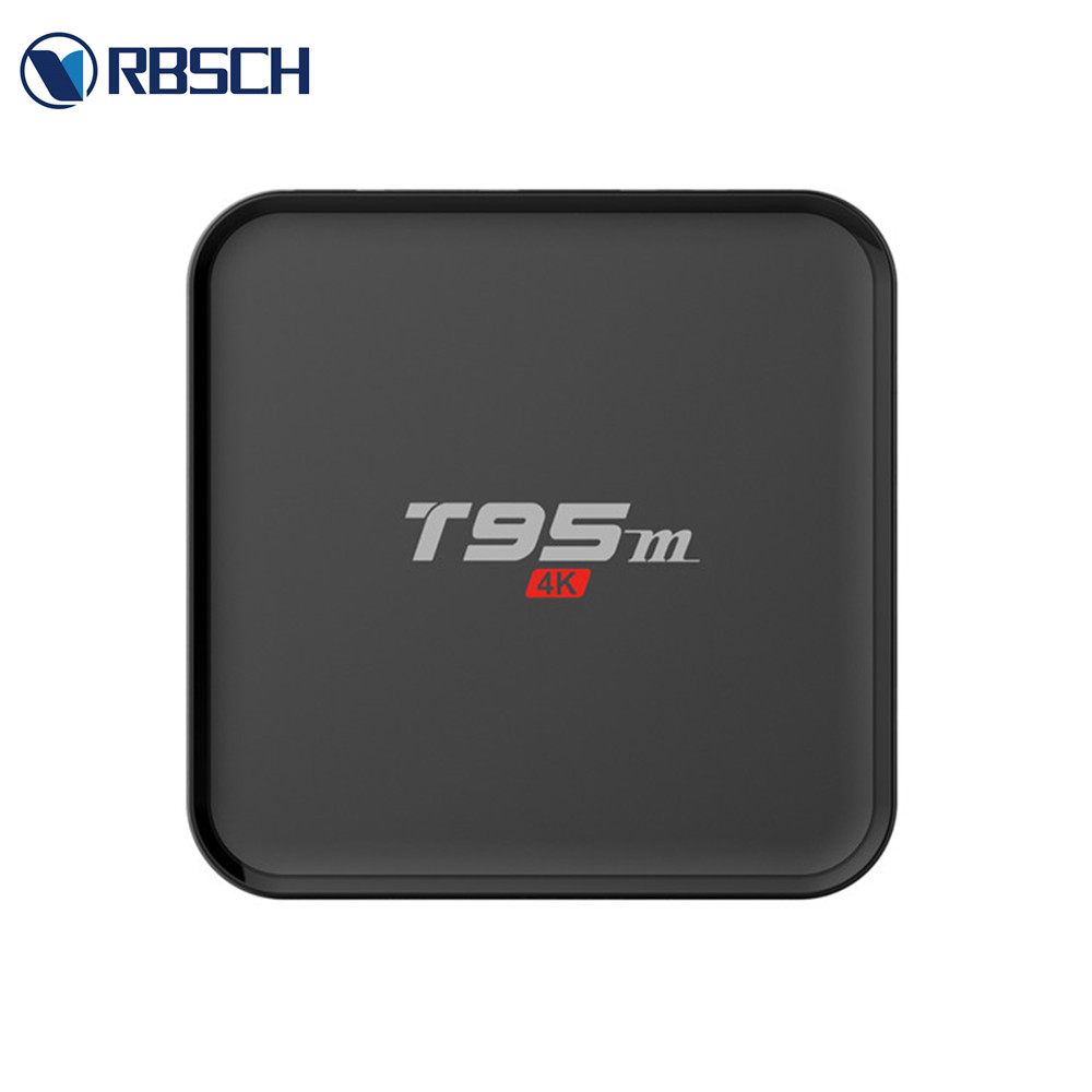 T95M <strong>Amlogic</strong> S905 Android 5.1 OTT <strong>TV</strong> <strong>BOX</strong> Quad core DDR3 1/2GB KODI WIFI 4K <strong>TV</strong> Streaming <strong>BOX</strong>