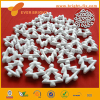 White Foam Balls for Crafts, Foam Ball for School Projects, Arts and Crafts Foam Balls