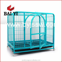 Large Portable Modular Dog Cage And PVC Coated Dog Kennel