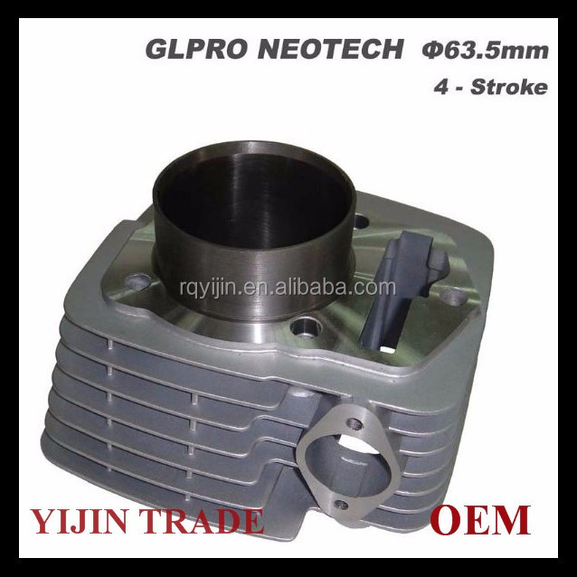 Good quality factory price motorcycle cylinder for GLPRO NEOTECH