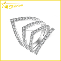 white zircon stone 925 silver taxco jewelry factories in china turkish jewelry