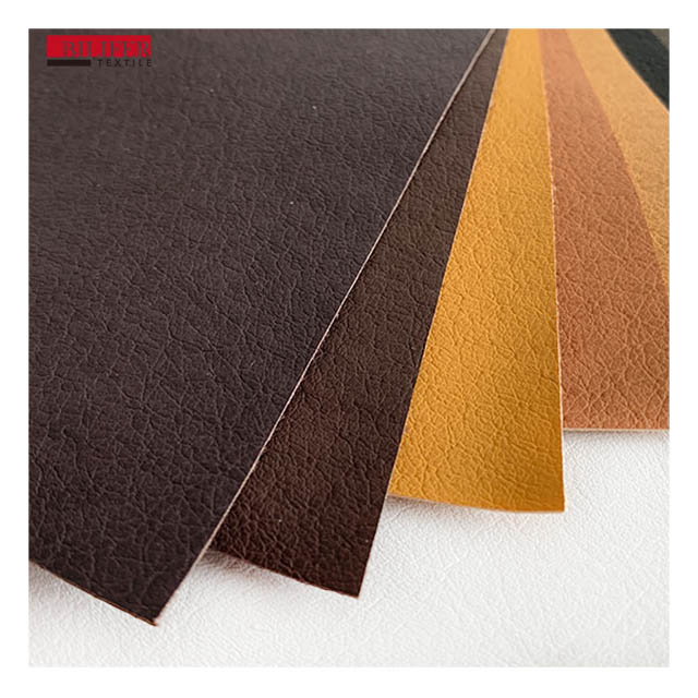 high quality China microfiber synthetic <strong>leather</strong> pu <strong>leather</strong>