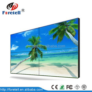 New Hot 46 Inch Video Walls For Video Conferencing Lcd Screen Display Lcd TV Wall Audio Wall Visual Multimedia Screen Solution